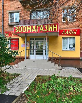 Продается торговая площадь г Тула, ул Агеева, д 2б - Фото 1