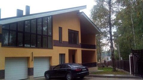 Дом по Калужскому шоссе 5 км от МКАД - Фото 1