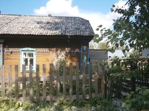 Продажа дома, 30 м2, г Киров, Железодорожная, д. 1 - Фото 1
