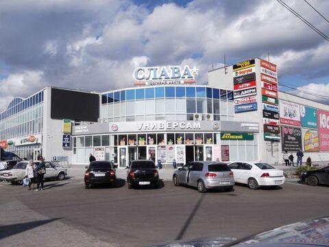 Торговое помещение 36 кв. м на 2 этаже в ТЦ «Слава» - Фото 1