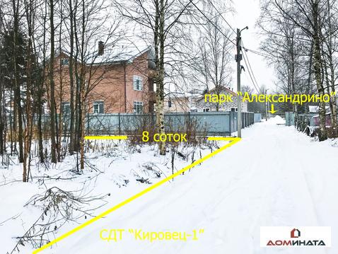 """Продается участок в сдт """"Кировец-1"""" - Фото 1"""