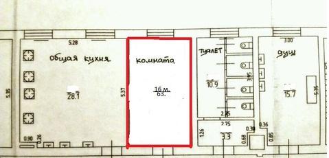 Продам комнату Калининград ул. Александра Невского д.44 - Фото 4