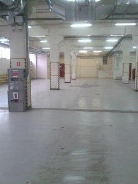 Сдам 985 кв.м под склад, производство. Без комиссии - Фото 2