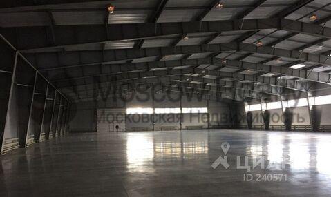 Аренда склада, Дедовск, Истринский район, Улица 1-я Волоколамская - Фото 2