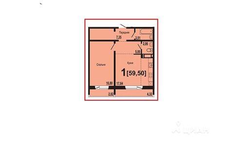 Продажа квартиры, Челябинск, Университетская Набережная улица - Фото 2