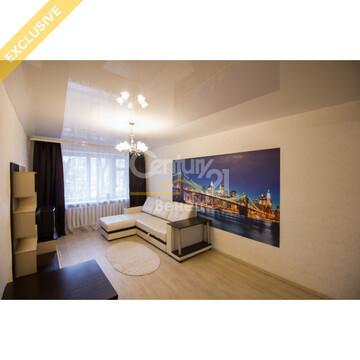 Продается 1-к квартира с хорошим ремонтом Пушкарева 24 - Фото 1