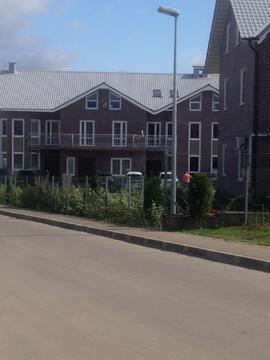 Борисовка-2 таунхаус в жилом поселке. 10 км от МКАД. - Фото 3