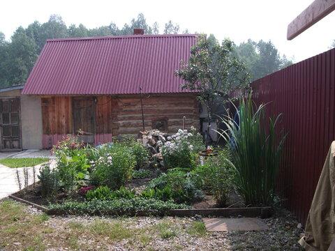 11 соток и кирпичный дом - Фото 3