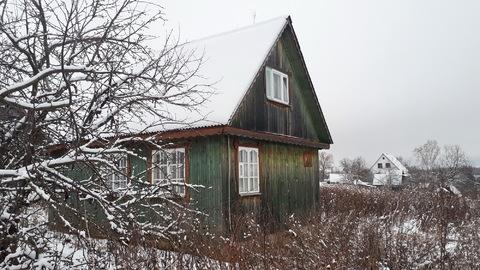 Теплая жилая Баня + сруб 7х9 на 20 сотках в Деревне Никоновка - Фото 4