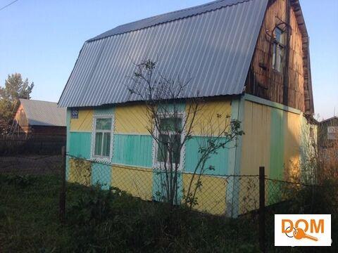 Продажа дачи, Новолуговое, Новосибирский район, СНТ Мелиоратор 1 - Фото 1