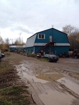 Сдается база ангар 500 кв.м. + действующее сто + земельный участок - Фото 3