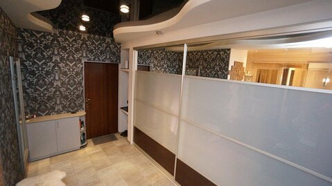 Двухкомнатная квартира с евро-ремонтом, в доме бизнес класса. - Фото 3