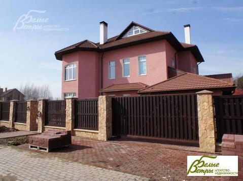 Дом377 кв. м,  10 сот, Варшавское шоссе,  35 км,  Сосновый . - Фото 2