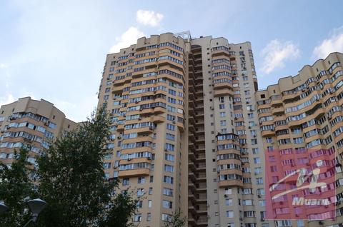 3-комнатная квартира на Жулебинском бульваре 33к1 - Фото 1