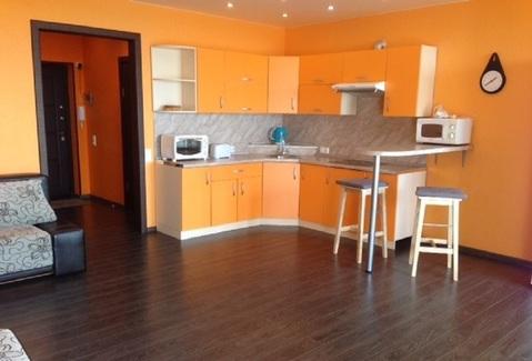 Элегантная однокомнатная квартира с джакузи в новом доме - Фото 4