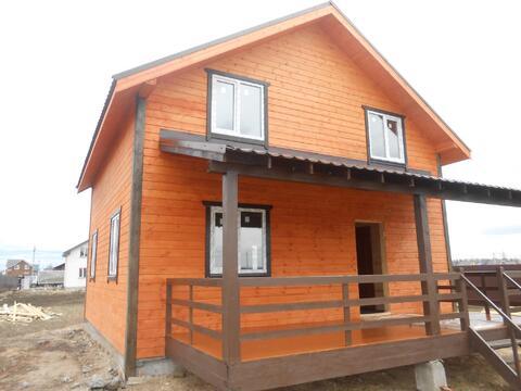 Продается новый каркасный дом 146м2 на 9 сотках с.Малышево - Фото 2