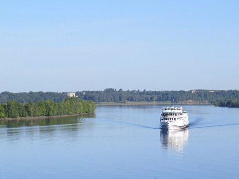 Участок 12 соток с видом на р. Волга, 10 км. от Углича - Фото 3