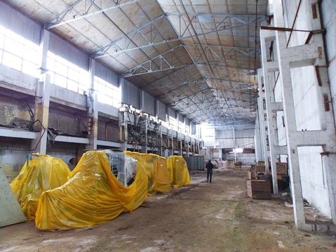 Производственно-складской цех 1500 кв.м в Иваново - Фото 1