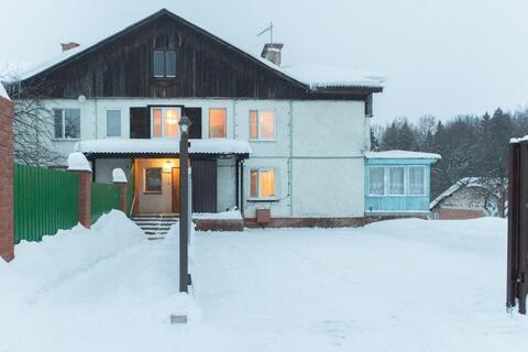 Аренда дома в д. Софьино Наро-Фоминского района. - Фото 1