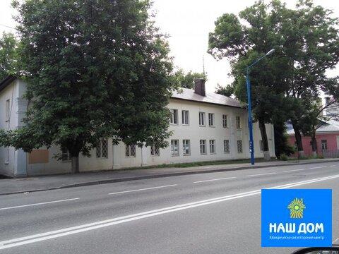 Двухкомнатная квартира: г.Липецк, Горького улица, д.6 - Фото 1