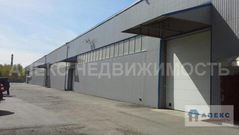 Аренда склада пл. 700 м2 Одинцово Можайское шоссе в складском . - Фото 1