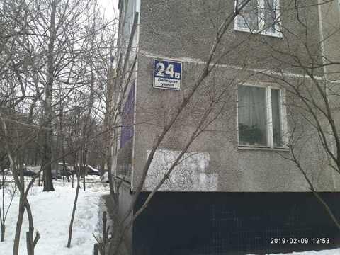 Москва, ЮАО, р-н Бирюлево Восточное, Липецкая ул, 24к2 - Фото 1