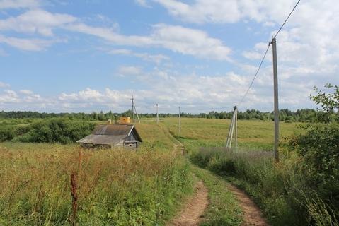 Участок в деревне рядом с озером - Фото 1