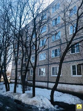 Продажа квартиры, Хотьково, Сергиево-Посадский район, Ткацкий пер. - Фото 1