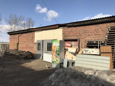 Продажа производственного помещения, Иркутск, Ул. Рабочего Штаба - Фото 3