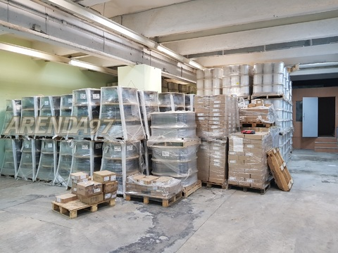 Сдается производство первый этаж 235м2 перовская улица 65с3 - Фото 2