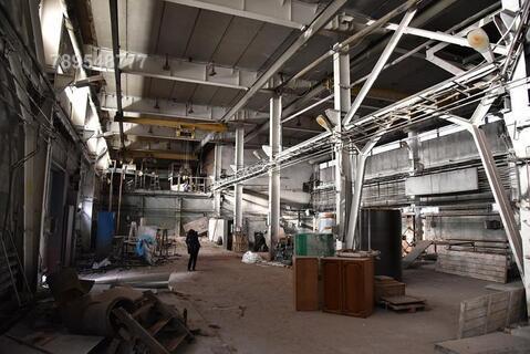 Производственное помещение потолок 10 метров, кранбалка 2 штуки, до 20 - Фото 5