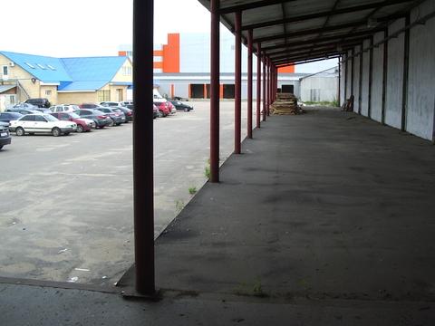Сдаётся складское помещение 2550 м2 - Фото 3