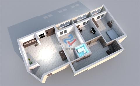 Двухуровневая 4-х ком. квартира. , Комсомольская 109, 18-19 этаж, 155 . - Фото 2