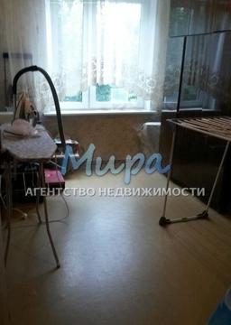 Продается трехкомнатная квартира, метро Пражская, 15 минут пешком, ул - Фото 3