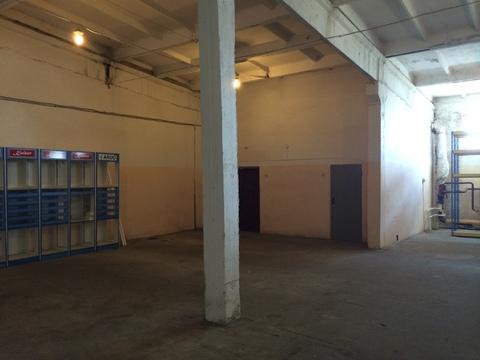 Склад/производство помещение около 840 кв.м. с пандусом сдаю длительно - Фото 4