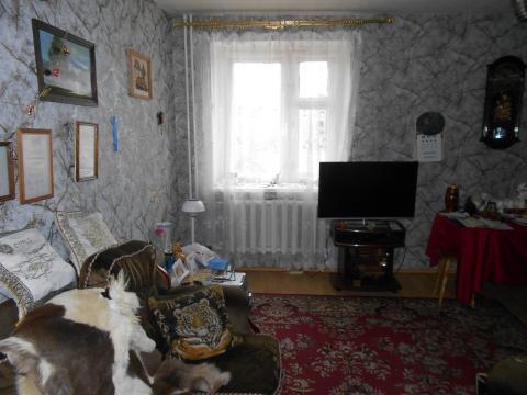 3комнатная квартира в центре, ул.Высоковольтная, д.18, г.Рязань. - Фото 5