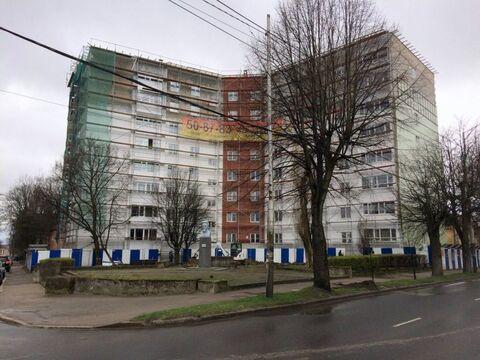Купить квартиру в сером ключе в Калининграде - Фото 3