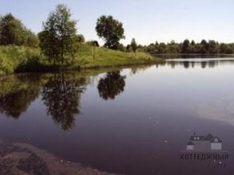 Земельный участок, Маревский район, деревня Малое Дёмкино - Фото 4