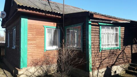 Продается дом, д. Подвязново, 65 км от МКАД - Фото 1