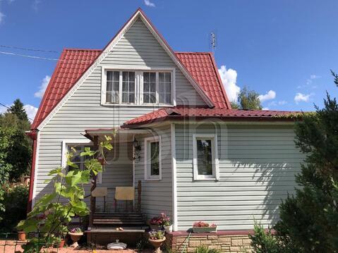 Продам дом 86 кв.м на прекрасном зеленом участке 6 соток в закрытом . - Фото 2