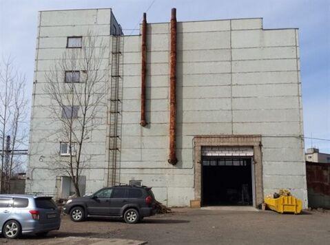 Сдам складское помещение 1687 кв.м, м. Площадь Ленина - Фото 1