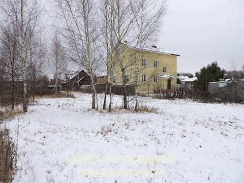 Участок, Каширское ш, 29 км от МКАД, Буняково, деревня. Участок 5.5 . - Фото 1