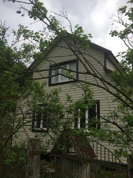 Дом в лесу у озера - Фото 3