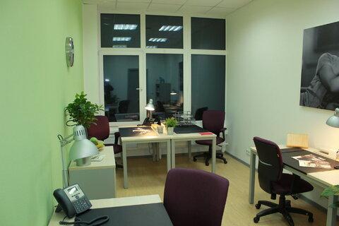 Сдается офис 24 м.кв. на 4 рабочих места в БЦ Румянцево. - Фото 4