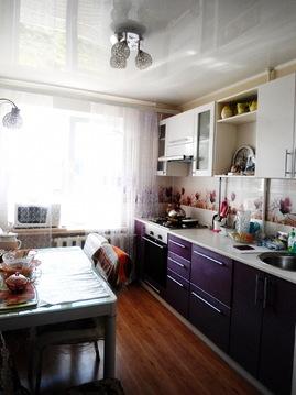 3-к. квартира с евроремонтом в д. Баранникова (Камышловский район) - Фото 5