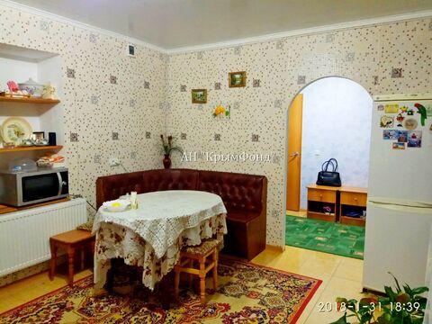 Дом 77,1 м2, с. Вилино, Бахчисарайский р-он - Фото 2