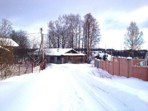 Участок вблизи р. Комёла - Фото 2