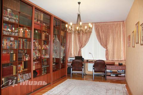 Видовая двухуровневая квартира в Москве. - Фото 3