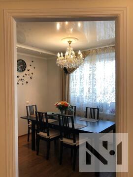 Продается большая трехкомнатная квартира с дизайнерским ремонтом - Фото 3