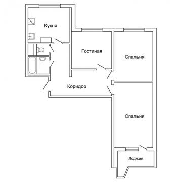 Продажа квартиры, Ул. Раменки - Фото 2